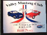 Car Show - June 7, 2015