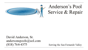 Anersons Pool Service